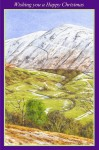 Wainwrights in Colour Christmas Card