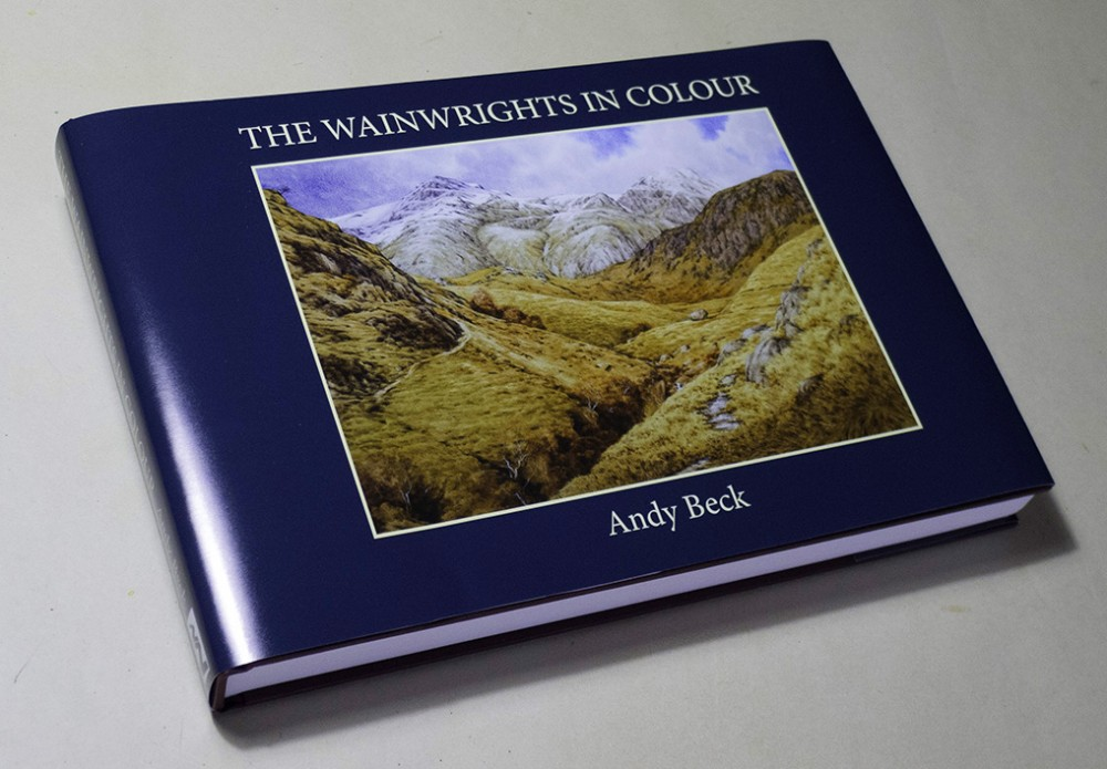 The Wainwrights in Colour book