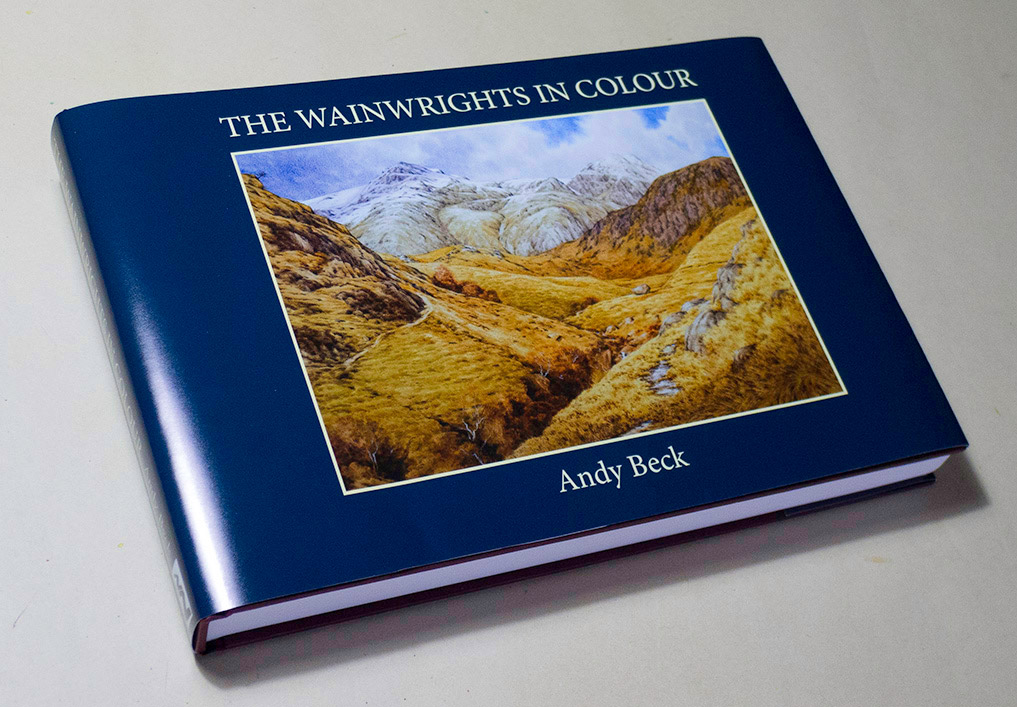 The Wainwrights in Colour Book- Available NOW!