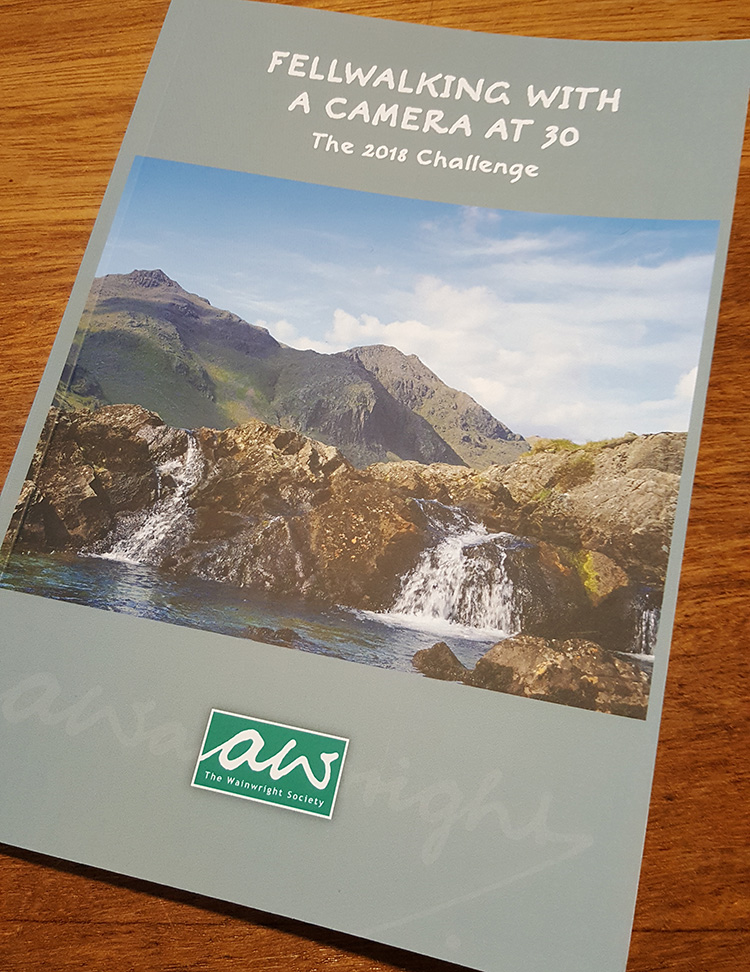 Wainwright Society Challenge Book