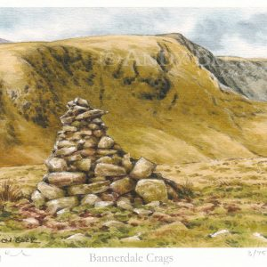 Bannerdale Crags Andy Beck