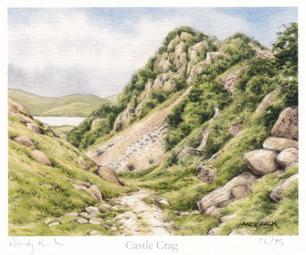 Castle Crag Andy Beck
