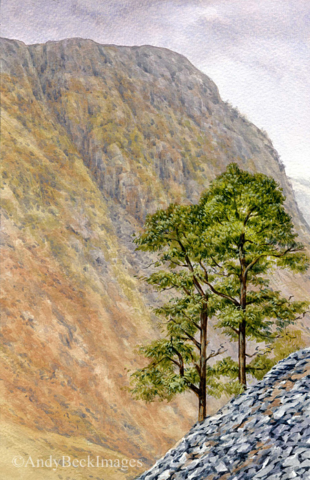 Goat Crag, High Spy