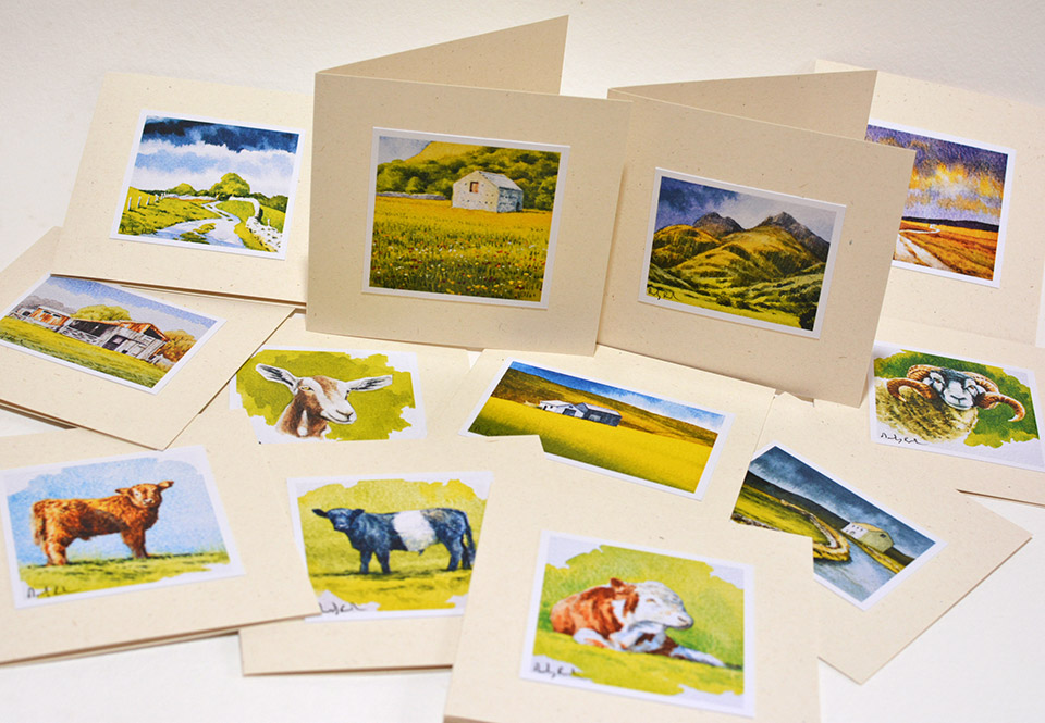 Andy Beck greeting cards