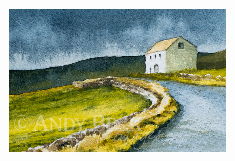 Roadside barn (Teesdale)