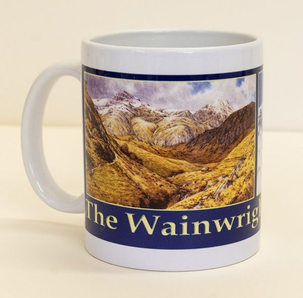 Wainwrights in Colour mug