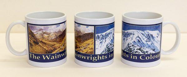 Wainwrights in Colour mugs